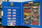 Hot Wheels LOW NUMBER 360 of 5000 1996 Hills Year In Review II12-Car Set VW BUS