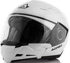 Casco Modulare Crossover Acerbis Stratos 2.0 Bianco