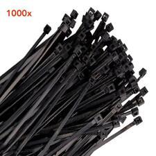 300mm Cable Ties SUPER HEAVY DUTY Bulk Zip Ties UV Stabilised 4.8mm Wide 22 +Kgs