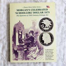 More details for usa morgan's schoolgirl 1879 modern mule proof retro pattern $1 set- sealed pack