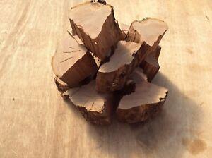 Apple BBQ smoker wood chunks kiln dried 🍎