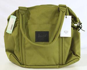 Herschel Supply Company Men's Strand Tote Bag KB8 Khaki Green NWT