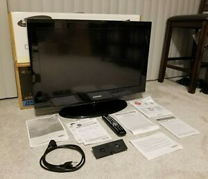 """Samsung LN32A450 32"""" 720p LCD HDTV w/ Rotatable Stand, OOP"""