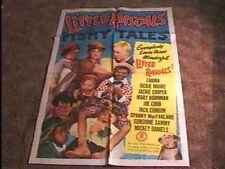 FISHY TALES MOVIE POSTER R51 LITTLE RASCALS OUR GANG