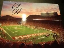 New listing Ron Dayne Chryst Hornibrook autographed Wisconsin Badgers Football 3 8X10 PHOTO