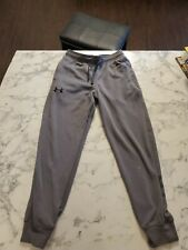 Ua Under Armour Warm Up Jogger Pants : Gray, Ylg Youth Large Boys