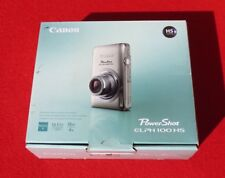 Canon PowerShot ELPH 520 IXUS 500 HS 10.1 MP Digital Camera GRAY New UNUSED