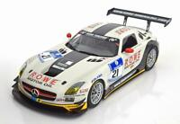 1:18 Minichamps Mercedes SLS AMG GT3 #21, 24h Nürburgring 2012