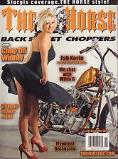 The Horse November 2012 Fab Kevin, Flywheel Balancing 022317nonDBE