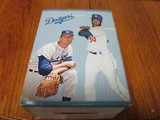 2012 Don Drysdale & Maury Wills Bobblehead LA Dodgers Stadium 50th Anniversary