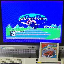 OUT RUN FM SEGA markIII Cart Only Japan Import Arcade MASTER SYSTEM mk3 RARE !!