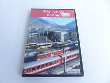 DVD REOS IMAGE  PRODUCTIONS - BRIG VUE DU BALCON