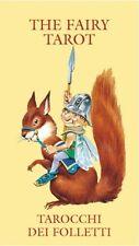 Fairy Tarot Mini 9780738704579 by a Lupatelli Cards