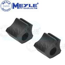 2x Meyle (Germany) Anti Roll Bar Stabiliser Bushes Rear Axle No: 100 511 0017