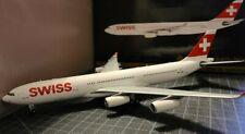 Swiss International Air A340-300 1:200 Die-cast