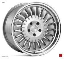 "19"" ispiri CSR1D direzionale RUOTE-argento lucido-VW AUDI MERCEDES 5x112"