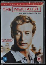 The Mentalist Season 1 DVD [2010] - NEW
