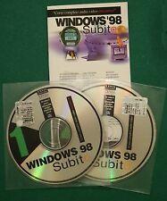 CORSO WINDOWS '98 SUBITO IN 2 CD INTERATTIVI