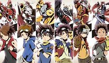 148 Digimon Six Legendary Heroes CUSTOM PLAYMAT ANIME PLAYMAT FREE SHIPPING