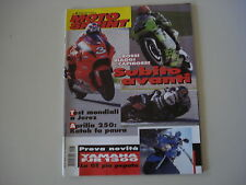MOTOSPRINT 8/2001 YAMAHA FJR 1300/BULTACO SHERCO 290