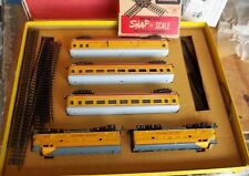 Early Toy Fleischmann Union Pacific HO Railroad Train Set Boxed