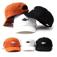 Fisch Papierfalten Kinder Jungen Mädchen Mütze Baseball Cap Kappe Hüte Trucker