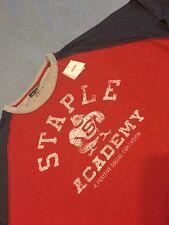 STAPLE 3/4 SLEEVE T SHIRT SZ 2X !!! NEW !!!
