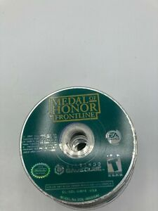 Nintendo GameCube Disc Only Tested Medal of Honor: Frontline