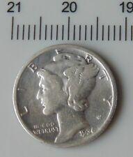 monnaie 1 dime one dime 1936 USA états-unis amérique