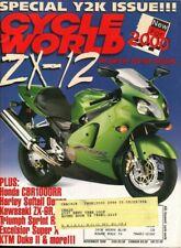 1999 November Cycle World - Vintage Motorcycle Magazine