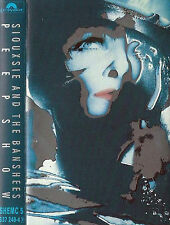 Siouxsie And The Banshees ‎Peepshow CASSETTE ALBUM New Wave, Goth Rock SHEMC 5