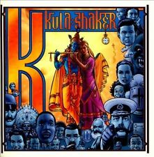 New Factory Sealed Kula Shaker - K-15 [New CD] Bonus Track, Japan - Import