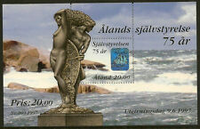 ALAND : 1997 Autonomy of Aland Miniature Sheet SG MS126 unmounted mint