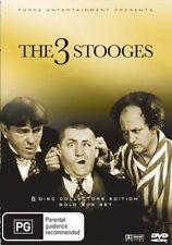 The Three Stooges Volume 2 (DVD, 2007, 6-Disc Set)