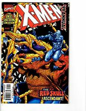 3 X-Men Marvel Comic Books Annual '99 2000 2001 Wolverine Red Skull Phoenix BH30