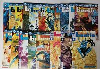 Blue Beetle Rebirth 2016 1-18 Series Run Lot Complete DC Comics