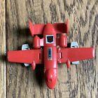 Vintage 1984 Takara Transformers G1 Minibot Powerglide Jet Plane COMPLETE