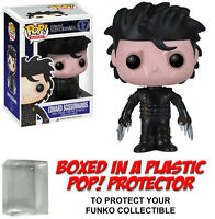 Funko POP! Movies ~ EDWARD SCISSORHANDS (#17) VINYL FIGURE ~ 100% Authentic