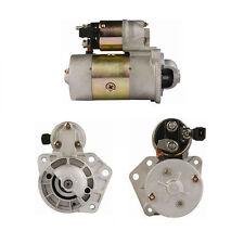 Si adatta VOLKSWAGEN POLO 1.3 Motore di Avviamento 1994-1995 - 18323UK