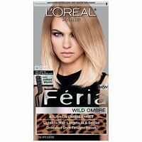 L'Oreal Paris Feria Intense Ombre Hair Color, Light to Medium Blonde O80