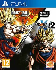 & Dragon Ball Xenoverse 1 & 2 Sony PlayStation 4 Ps4 Game