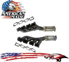 Front Manifold Converter MADE IN USA for Cadillac SRX 04-09 & STS 05-10 4.6L AWD