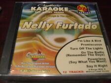 CHARTBUSTER 6+6 KARAOKE DISC 40384 NELLY FURTADO CD+G POP MULTIPLEX SEALED