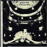 """Jethro Tull """"A Passion Play"""" Japan LTD Mini LP CD w/OBI"""
