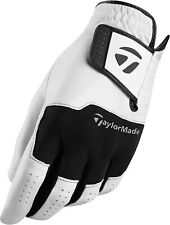 TaylorMade Men's Stratus All Leather Golf Glove - Right Hand - Medium Size
