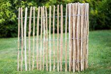 Staketenzaun Holzzaun Imprägniert Staketen Zaun H 120cm Länge 5m Abst. 7-8cm V18