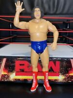WWE WWF ANDRE THE GIANT JAKKS CLASSIC SUPERSTARS SERIES 7 WRESTLING FIGURE