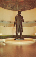 Postcard William Penn Statue Harrisburg Pennsylvania