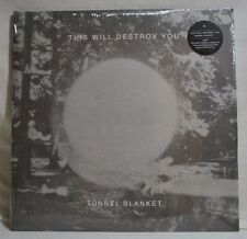 THIS WILL DESTROY YOU - Tunnel Blanket, LIMITED 2LP 180G BLACK VINYL NEW!