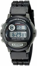 Casio W87H-1V Sports Wrist Mens Black Watch